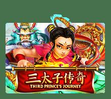 SLOTXO เกมส์ Third Prince's Journey